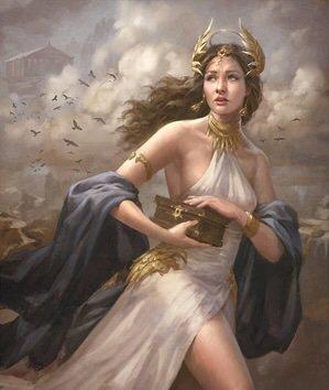 The Myth of Prometheus and Pandora | World of Magick⛥ Amino