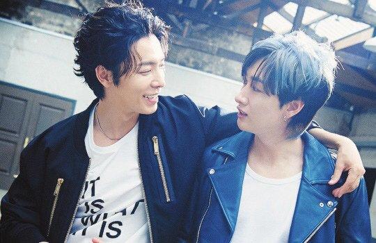 Donghae Eunhyuk For Anan Magazine Super Junior Amino Eunhyuk (은혁) is a south korean artist under sm entertainment. amino apps
