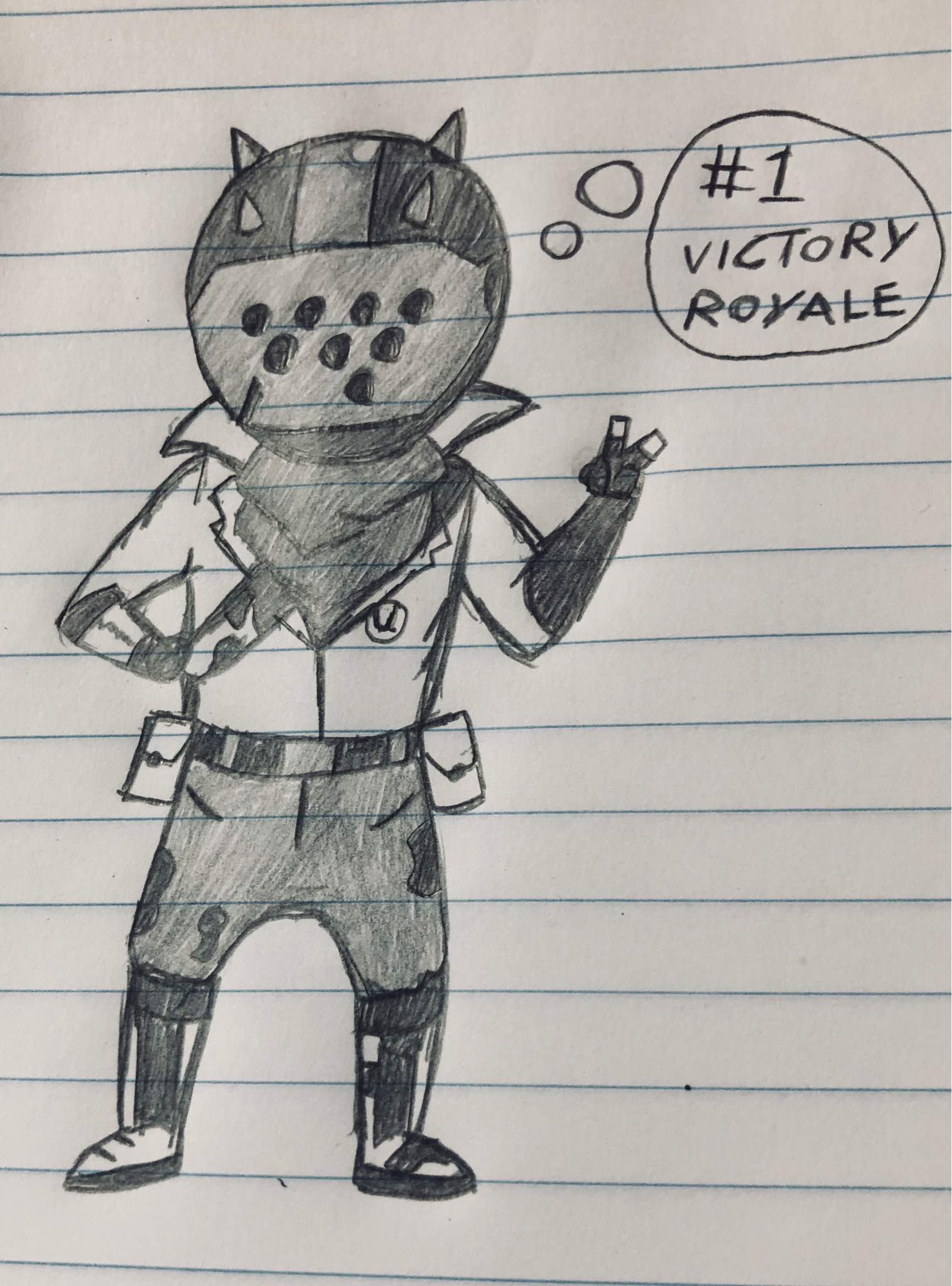 How To Draw Cool Fortnite Pictures Rust Lord Rust Lord Chibi Fortnite Battle Royale Armory Amino