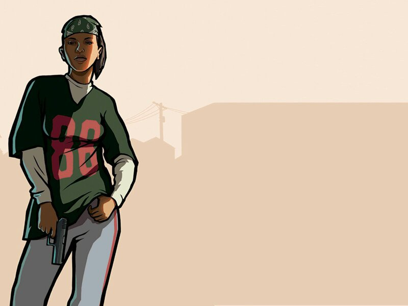 Going on a successful date with denise gta san andreas
