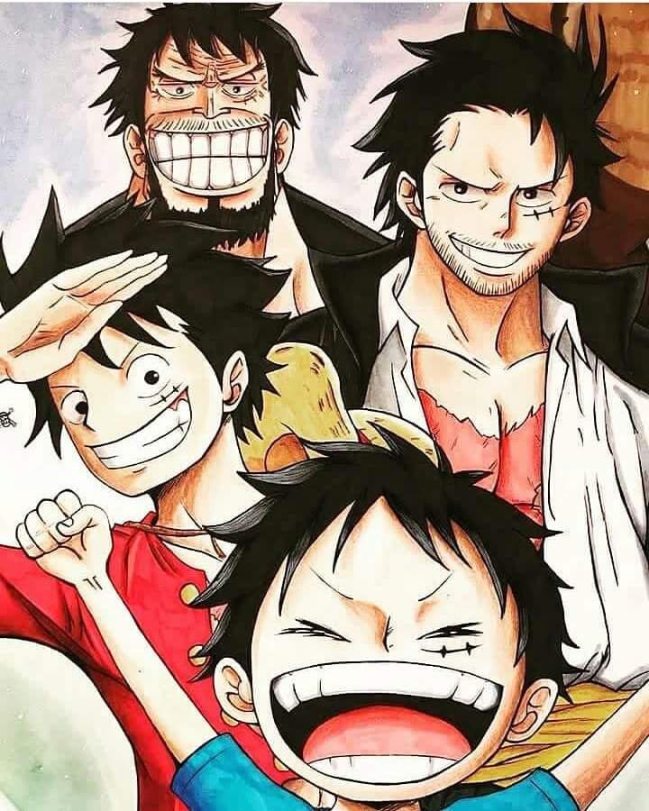 One Piece: Băng Mũ Rơm khi già đi trông sẽ như thế nào, câu trả lời tham khảo đã có rồi đây - Ảnh 12.
