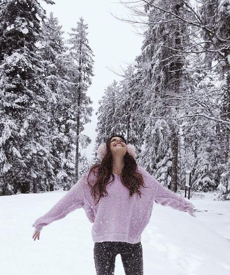 c9b63eb134 Si este invierno vas a la nieve definitivamente debes tomarte una de estas  fotos