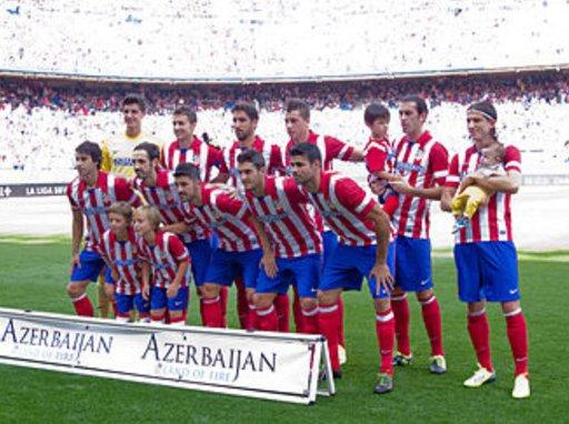 Атлетико мадрид барселона кубок испании 2009