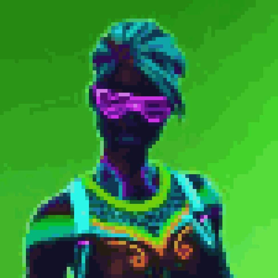 Pixel Art Nitelite Fortnite Battle Royale Armory Amino