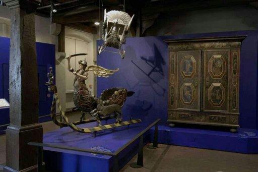 المتحف الألزاسي ستراسبورغ
