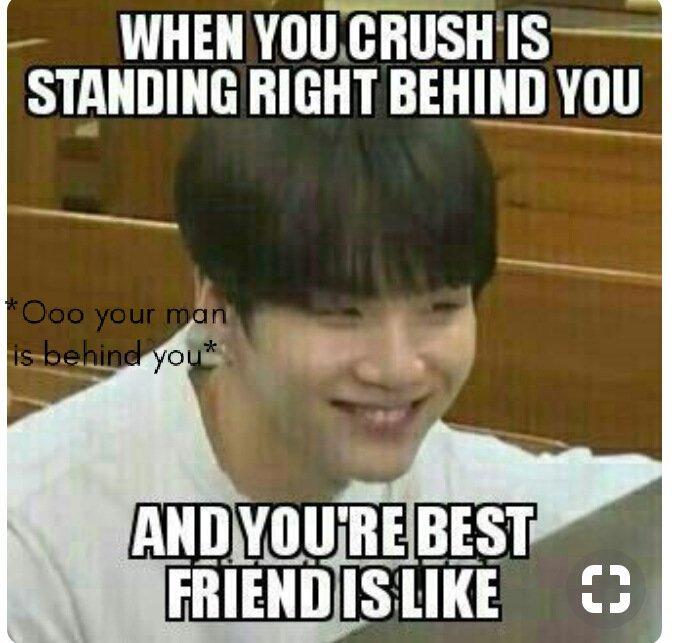 Crush Memes Bts Edition Army S Amino