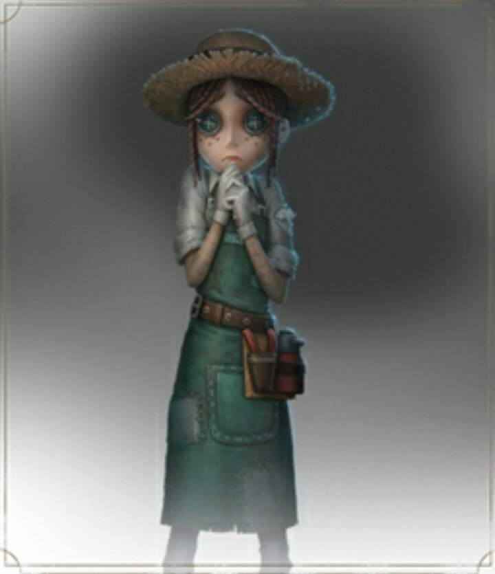 Character review: the Gardener | Identity V Official Amino