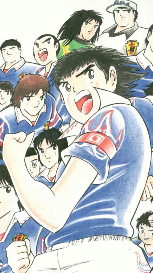 ce59281010 Captain Tsubasa
