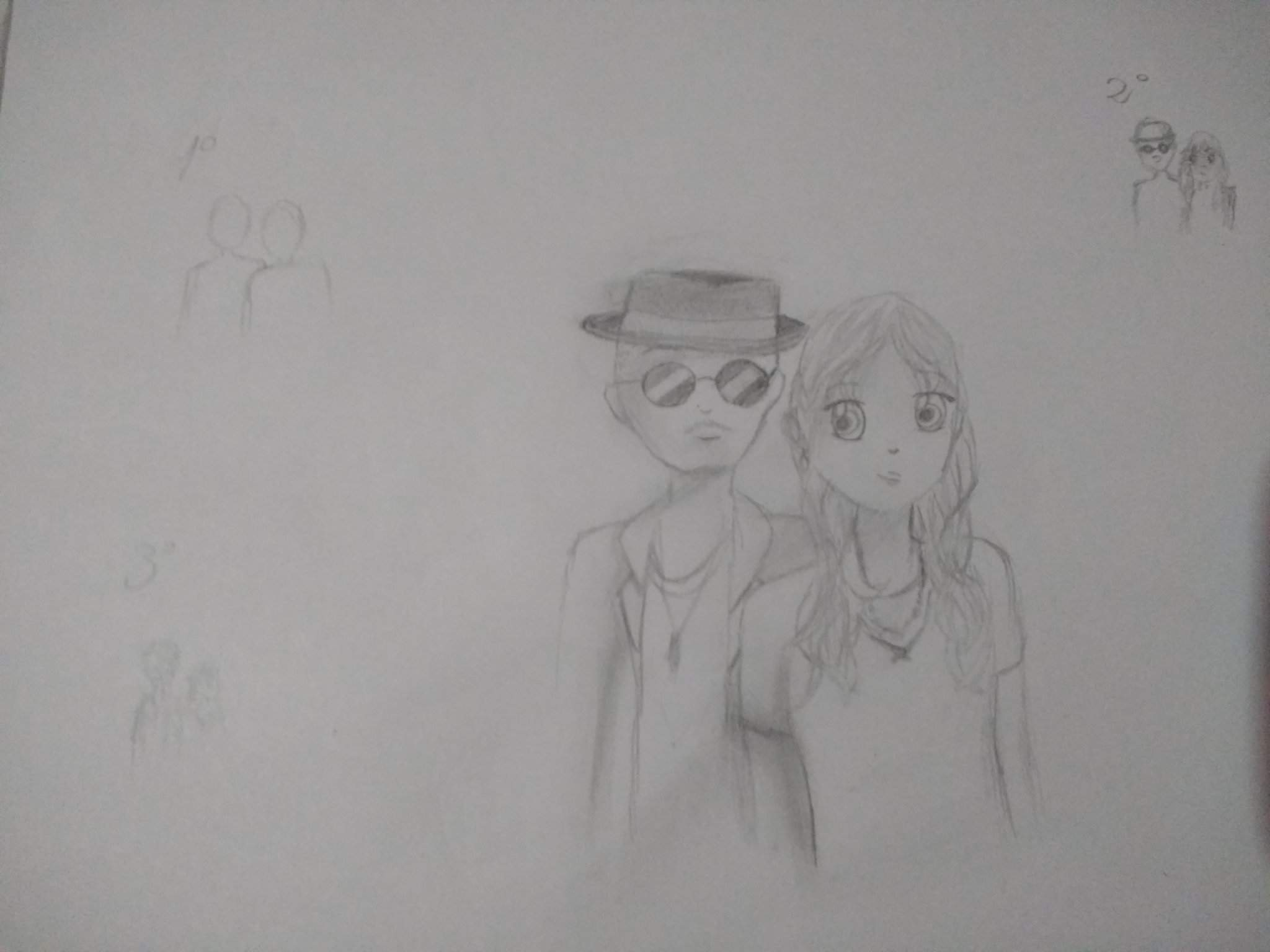 Dibujo Jesse Joy World Music Amino Amino
