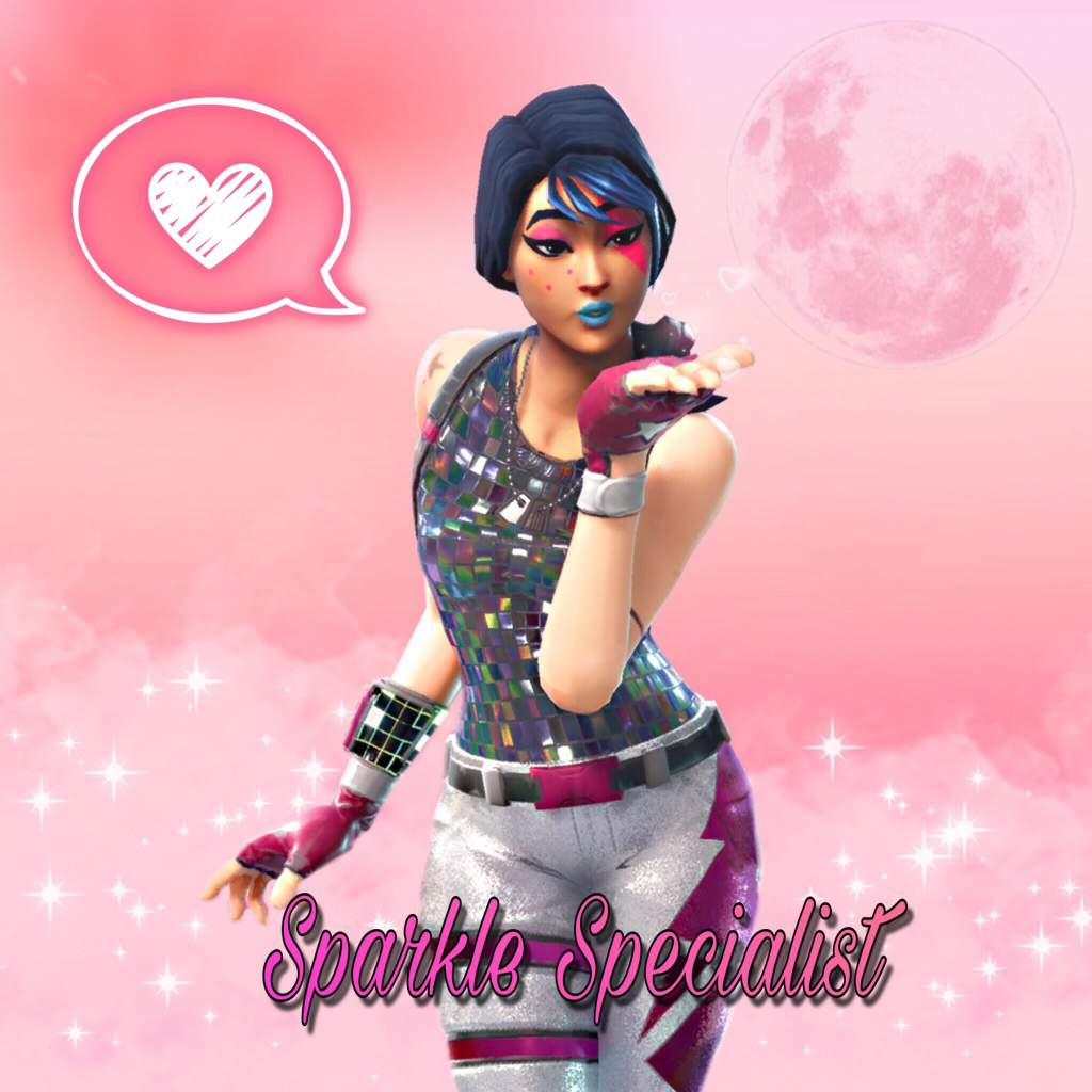 Sparkle Specialist Edit 2 Fortnite Battle Royale Armory Amino