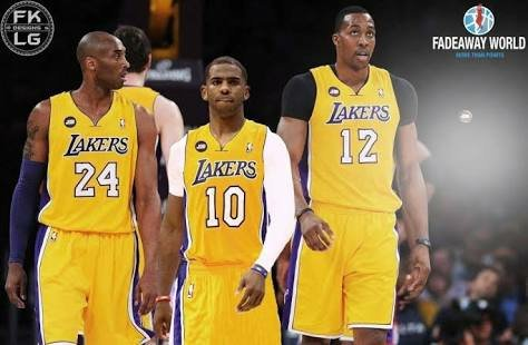 ab69516bb What Could Have Been  Chris Paul to Lakers