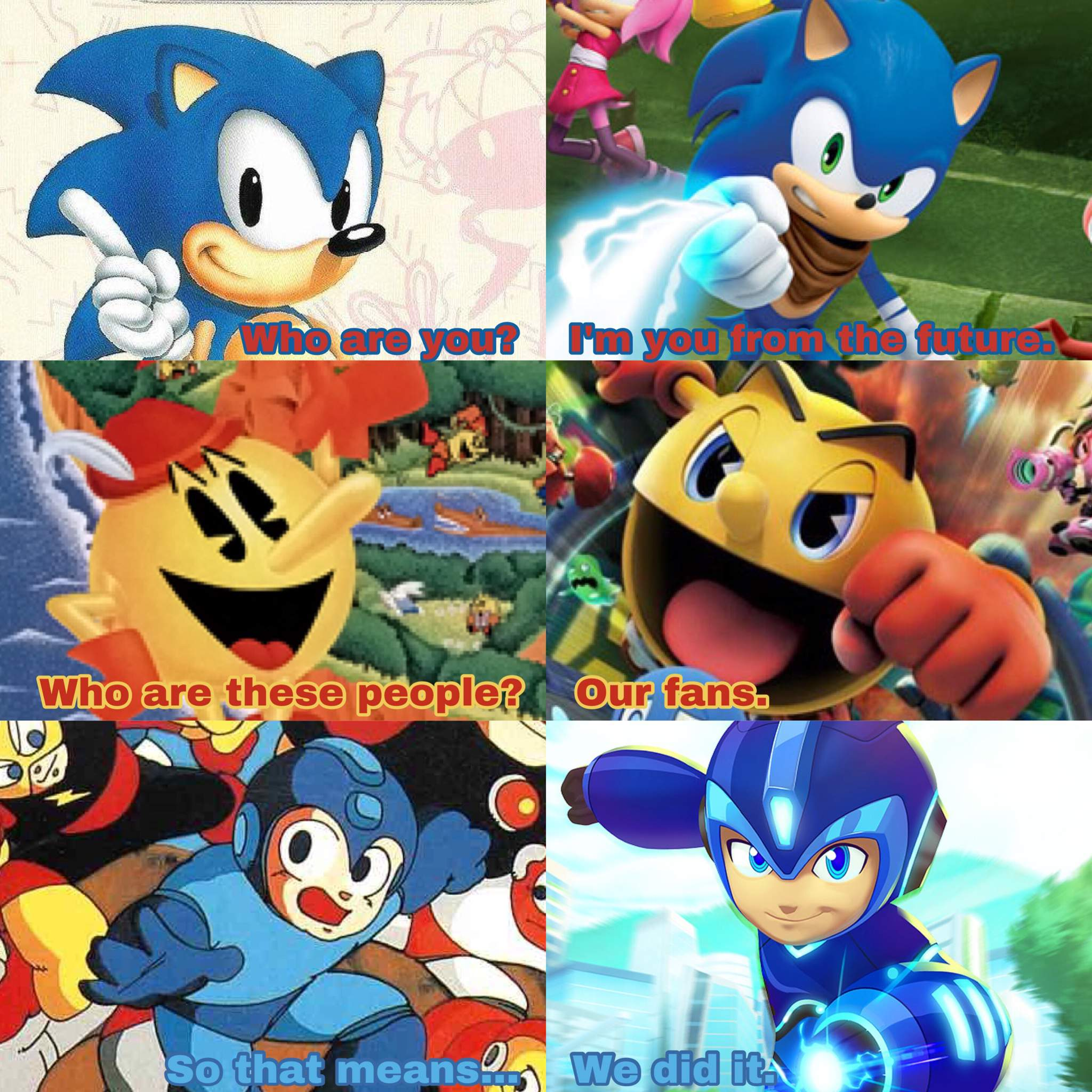 Unholy Trinity Of Cartoon Reboot Designs For Video Game Characters Sonic The Hedgehog Amino