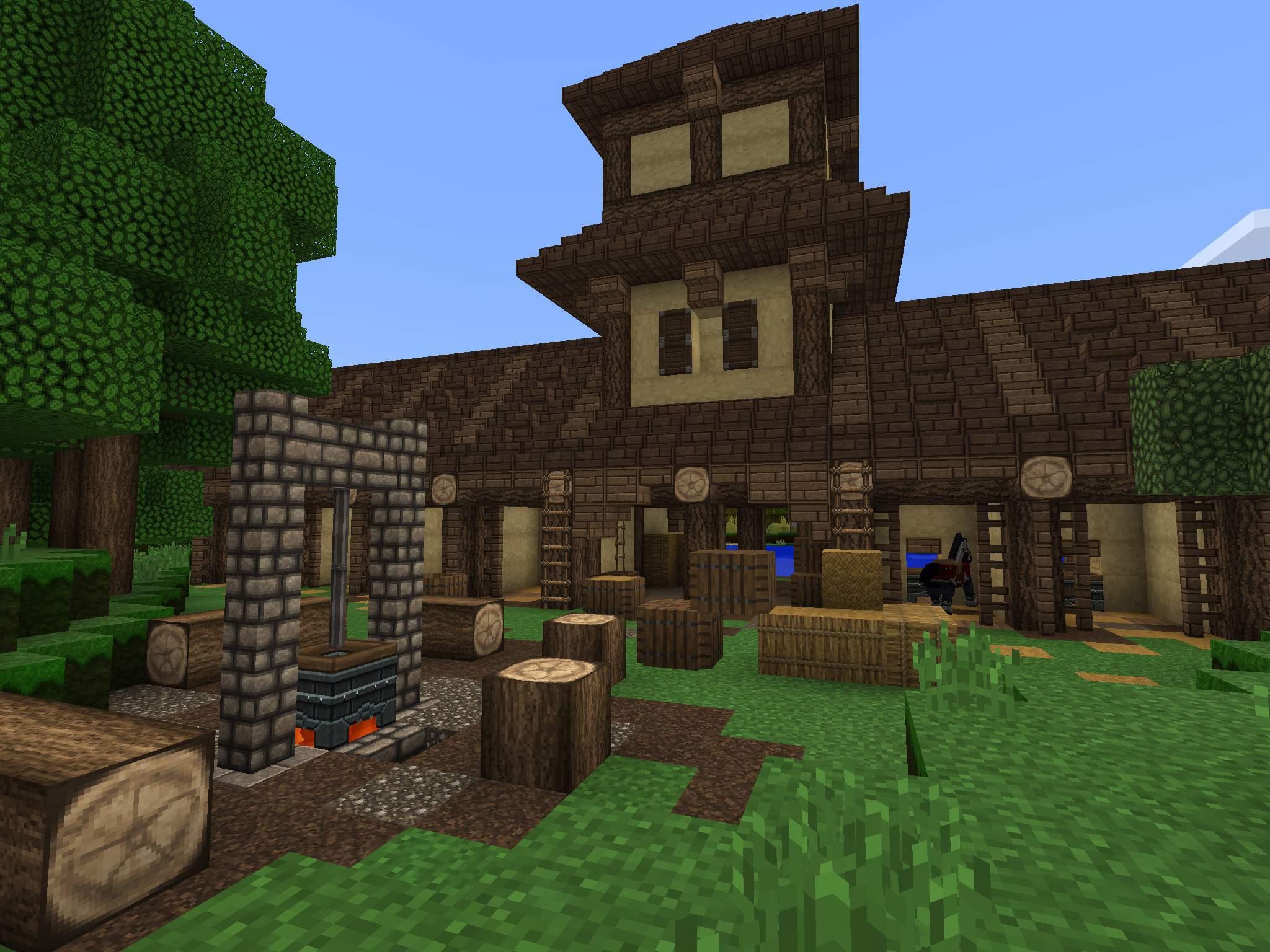 Colosseum Stables Minecraft Amino