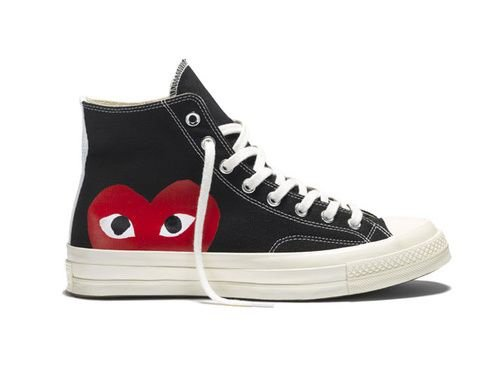 converse cdg taille