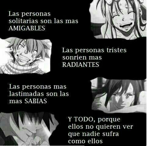 Yo Soy Una De Esas Personas Frases Animes Amino Amino