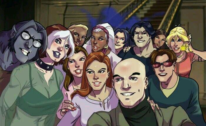 X Men Evolution Marvel Comics Em Portugues Amino