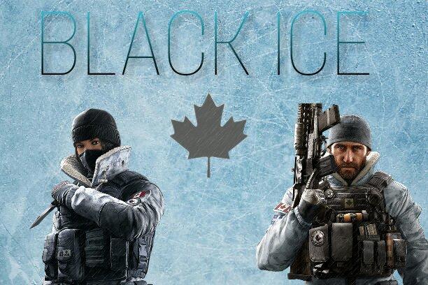 Rainbow Six Siege Black Ice Phone Wallpaper