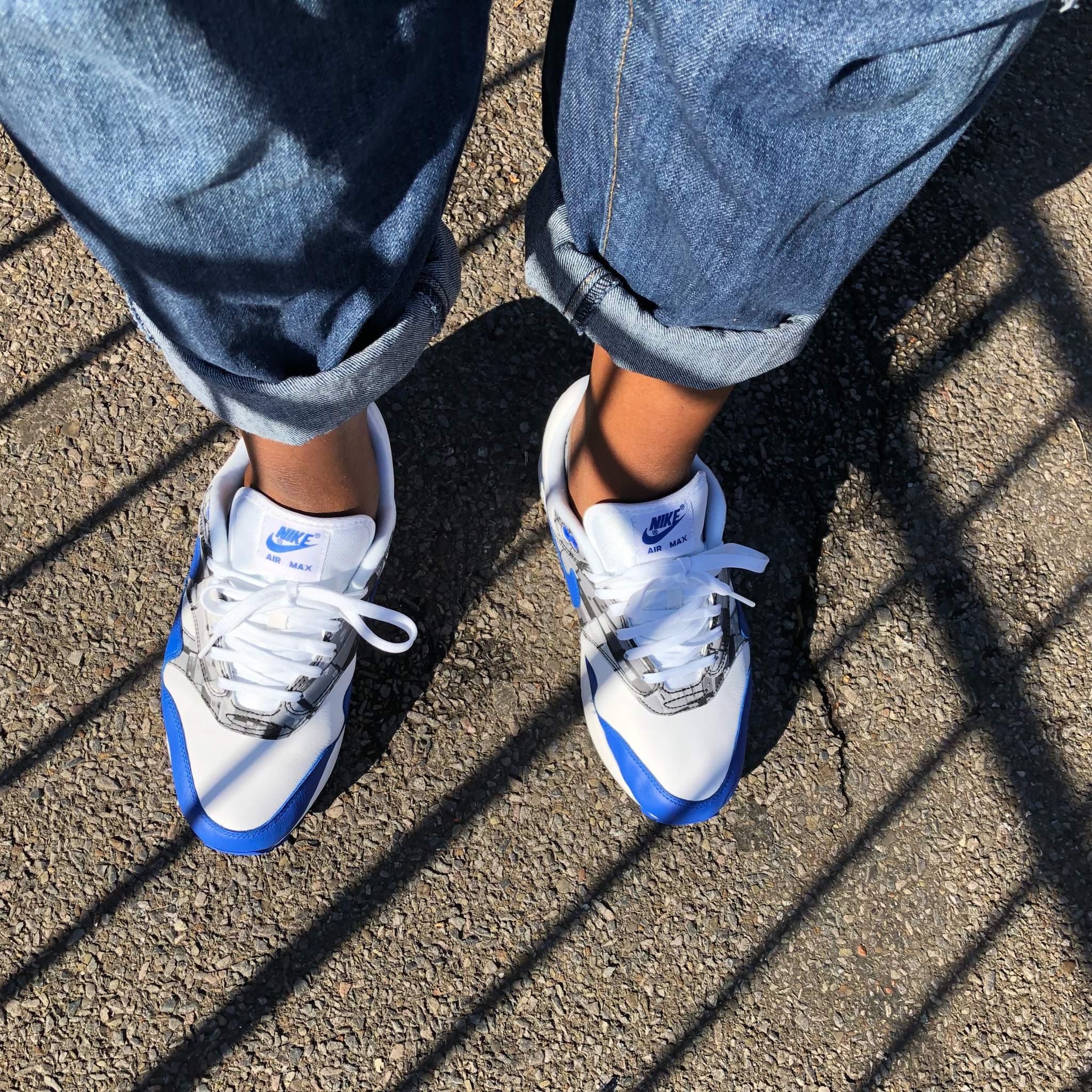 timeless design abc36 9a42d Atmos x Nike Air Max 1.... 'We Love Nike' Box Print pack #SneakerOG ...