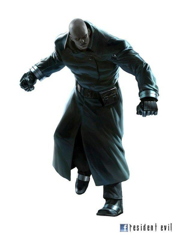 super tyrant resident evil 2