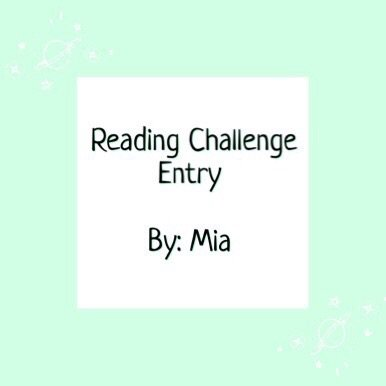 Reading Challenge Entry | Miraculous Amino