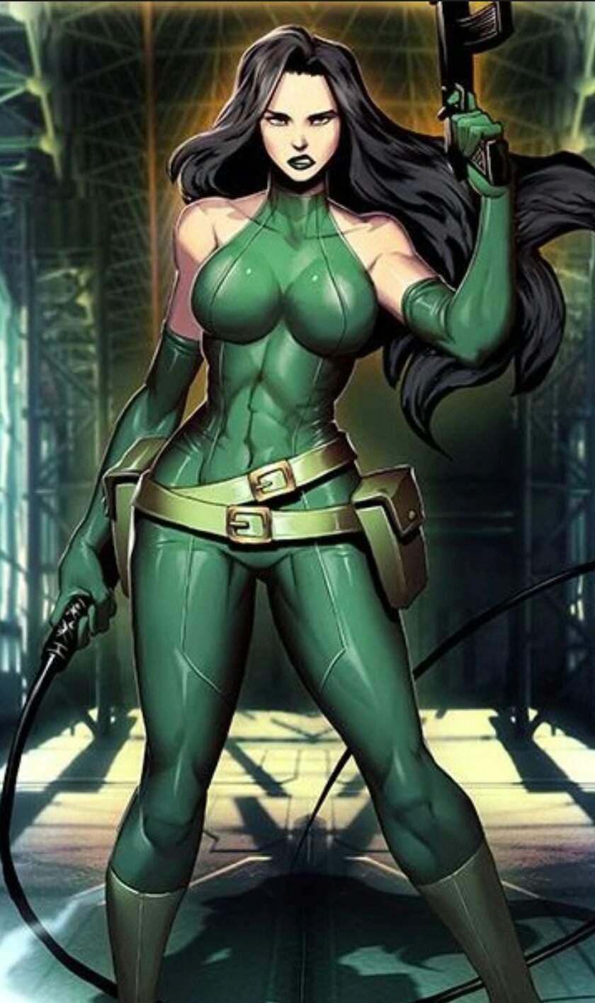 My top 10 favorite female Marvel villains | Marvel Amino