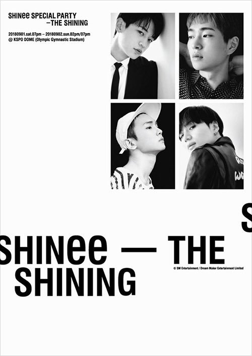 SHINee Special Party – The Shining