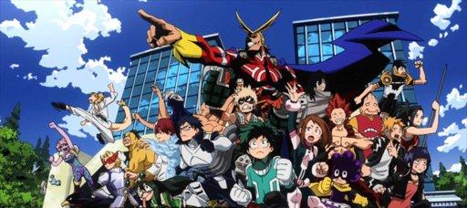 My Hero Academia Wiki German Anime Amino