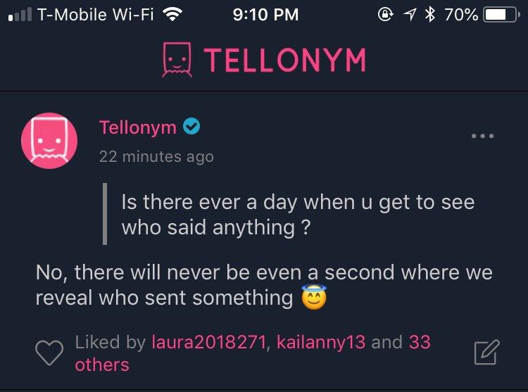 Be careful with Tellonym | K-Pop Amino