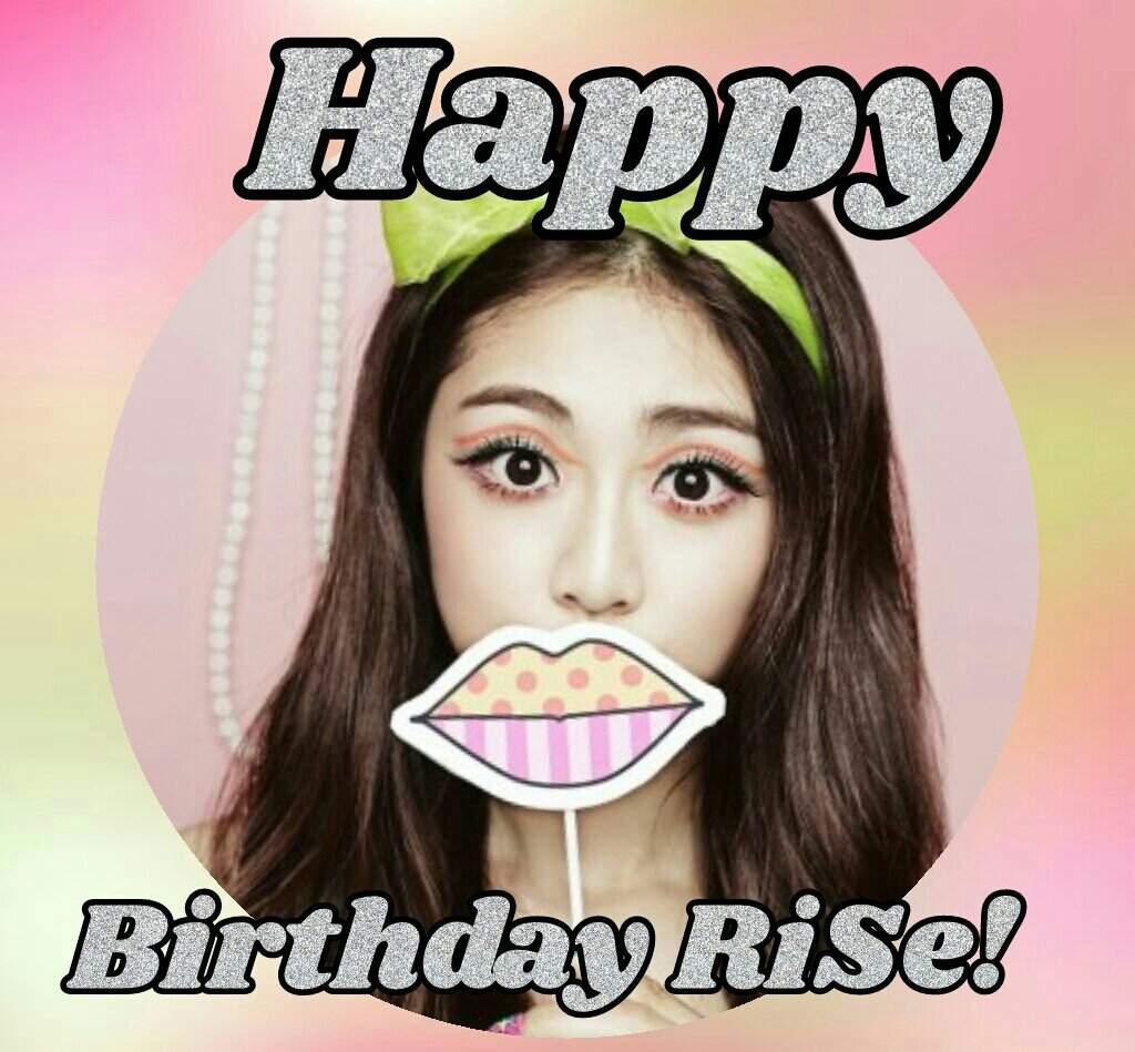 "Happy Birthday Rise Ladies Code Ëˆì´ë""""스 ̽""ë""œ Amino Your number one asian entertainment community forum! amino apps"