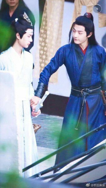 The Untamed 陈情令 based on Mo Dao Zu Shi 魔道祖师 | ~BL•Drama~ Amino