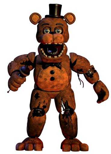 Withered Freddy | Wiki | Five Nights At Freddy's Amino