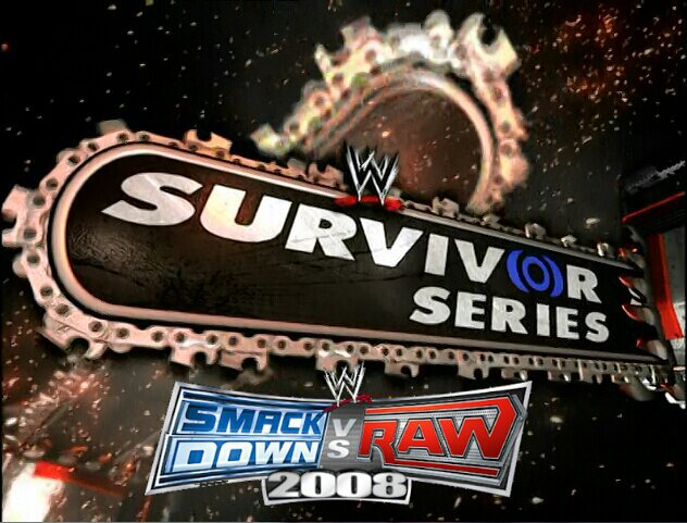 🔥Survivor Series 2007 Review(featuring SmackDown vs RAW 2008