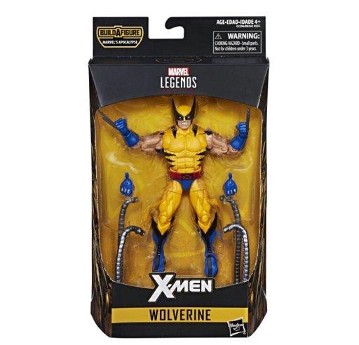 Marvel Legends Apocalypse Wave Wolverine | Wiki | Marvel