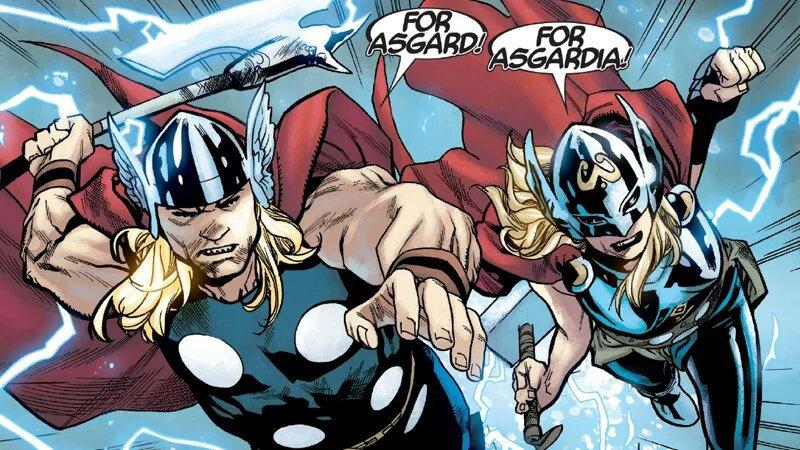 Font of the Asgardians | Marvel Amino