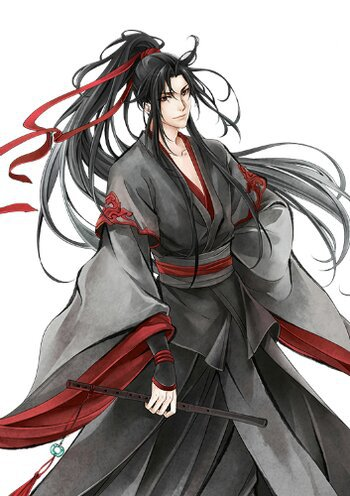 Art of Wei Wuxian from Grandmaster of demonic cultivation  | Yaoi