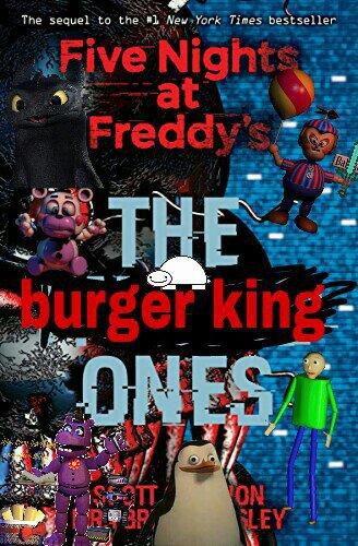 The New Fnaf Book Five Nights At Freddy S Amino