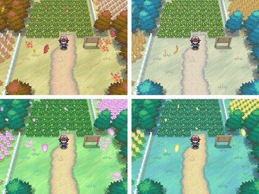 Seasons | Wiki | Pokémon Amino