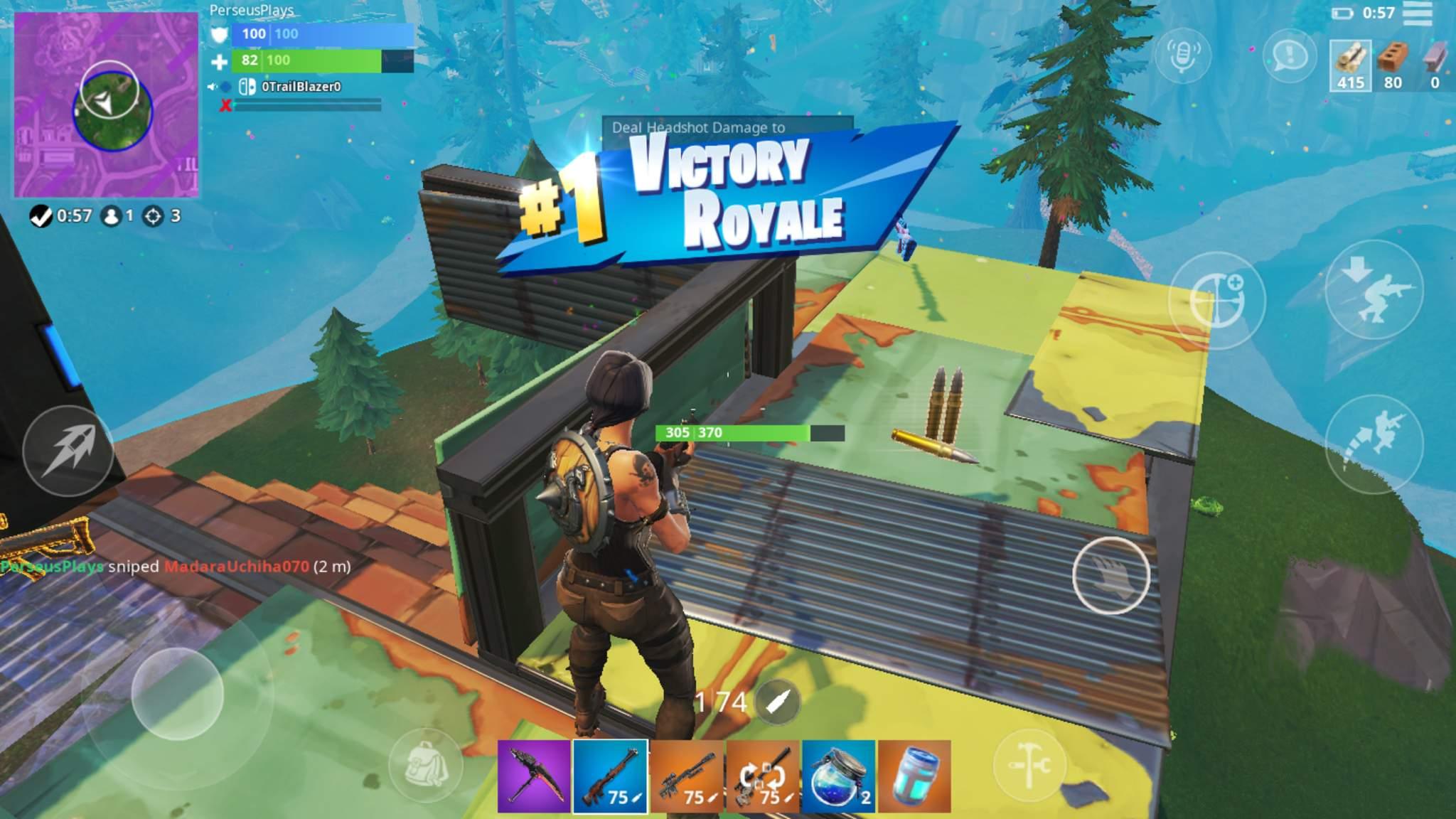 Epic Sniper Shootout Duo Win Fortnite Battle Royale Armory Amino