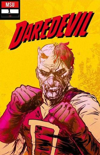 Daredevil 1 Comics Amino