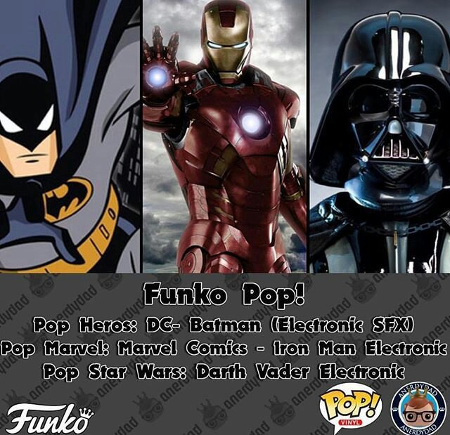 Rumor: Pops with electronic and sound effects? | Funko! Amino