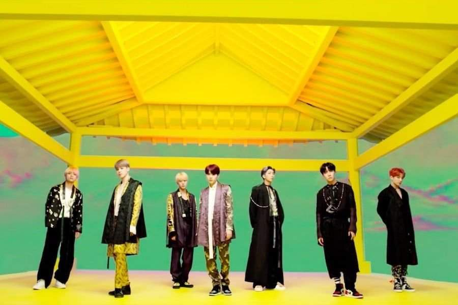 Bts Idol Element Of Korean Traditional Culture Army S Amino