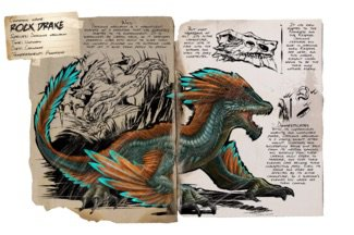 Rock Drakes [The Abberation Booklets] | Wiki | Ark Survival