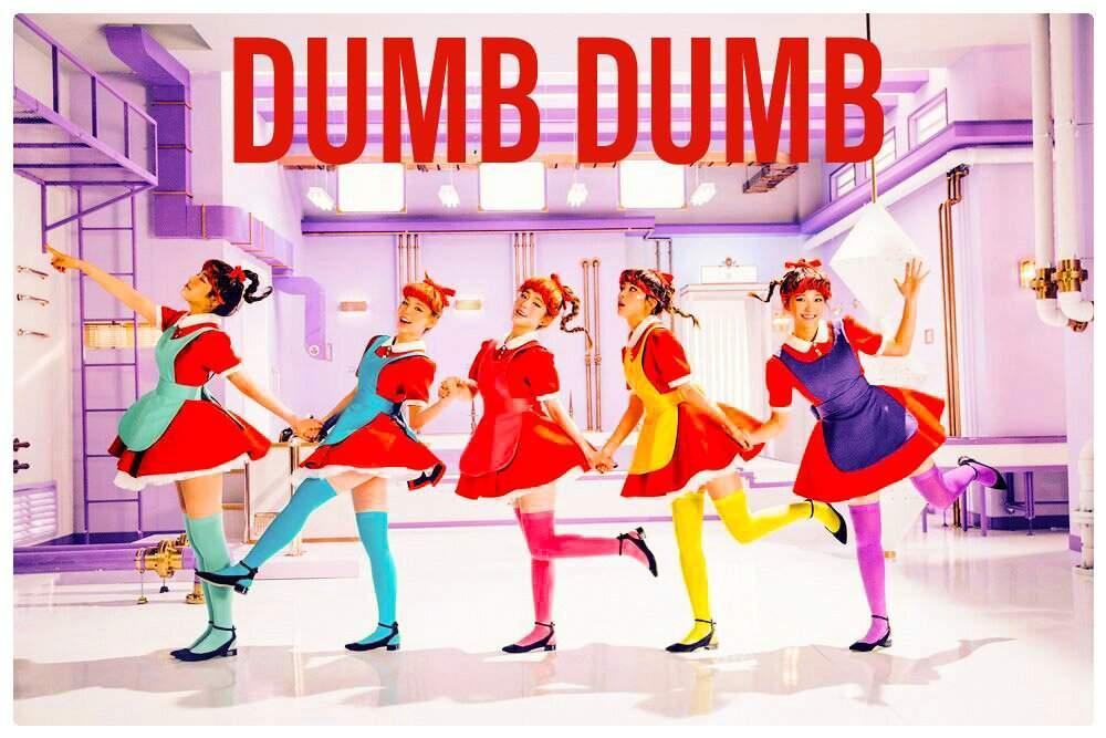 Dumb Dumb Edit Wallpaper Red Velvet Amino