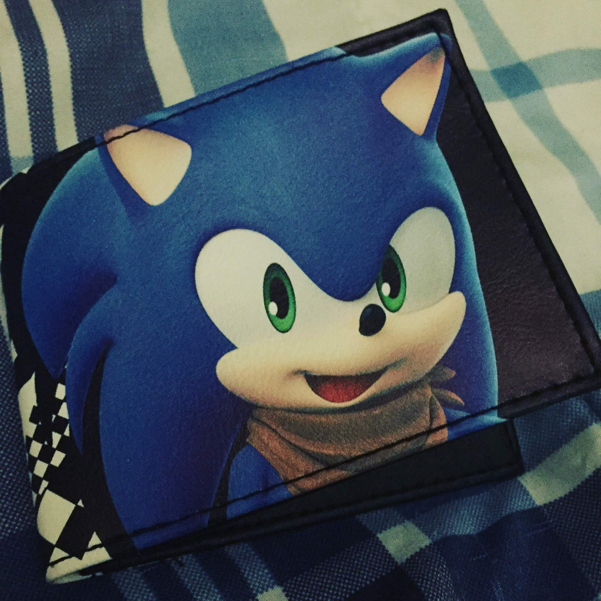 My Sonic Wallet Sonic The Hedgehog Amino