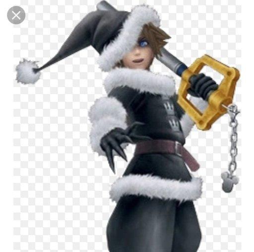 Sora Christmas Town Cosplay.Christmas Town Sora Kingdom Hearts Amino