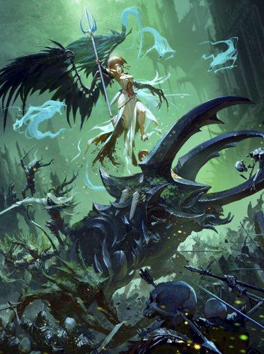 Sylvaneth battletome | Wiki | Warhammer AOS/Fantasy Amino