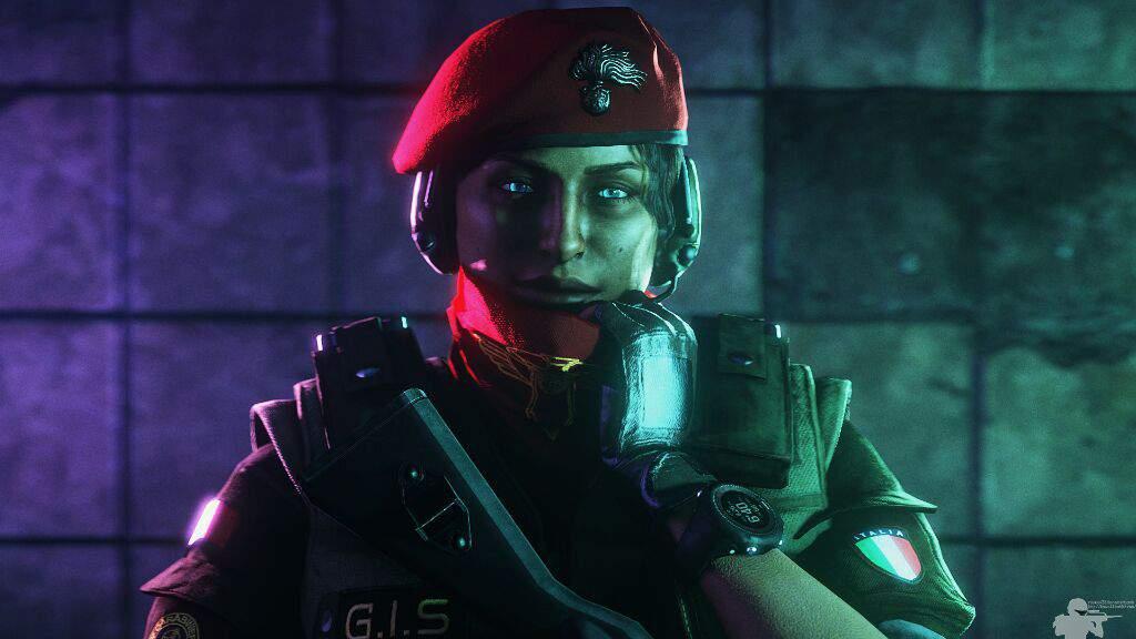 Rainbow Six Siege Freeze Frames