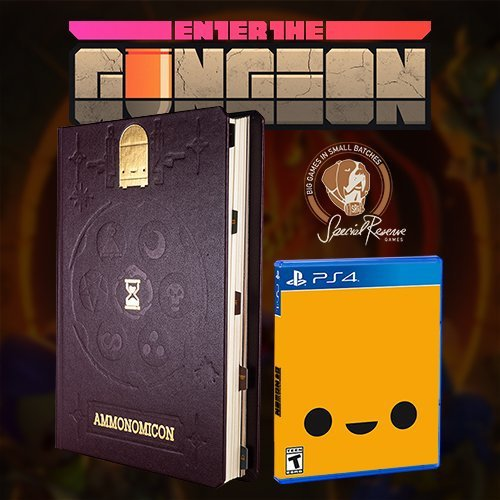 Enter the Gungeon to get a physical release on Nintendo Switch