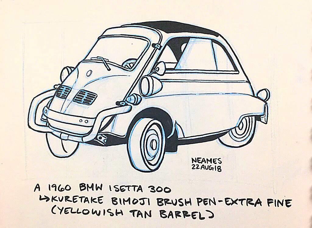 Bmw Isetta 300 Things W Wheels Art Amino