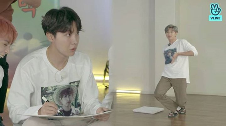 BTS: Behind The anSwer VLIVE [ENG SUB] | ARMY's Amino